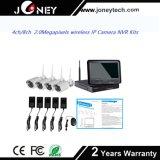 Neue Technologie 8CH Installationssatz des CCTV-Kamera-Systems-WiFi NVR