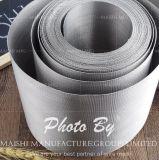 Ячеистая сеть обыкновенного толком Weave сплетенная нержавеющей сталью