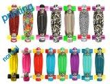 Het plastic Skateboard van de Stuiver van Originele Fabriek