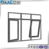 Het populairste Afbaardende Venster van het Aluminium van het Venster van het Aluminium Bovenkant Gehangen