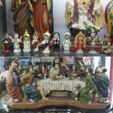 Статуи изготовленный на заказ смолаы католические вероисповедные (IO-ca047)