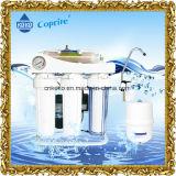 Système d'osmose d'inversion avec l'indicateur de pression