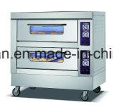 ピザ記憶装置のための耐食性及び良質のベーキングオーブン
