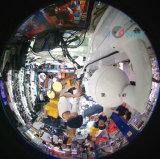 Opinión viva WiFi de Pano cámara de Vr de la lente del doble de 360 grados