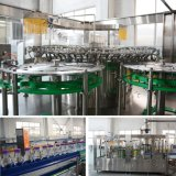 Máquina de rellenar de consumición de la bebida del agua Soplar-Llenar-Que capsula pura