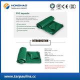 Encerado revestido PVC impermeável durável da tampa do caminhão com UV-Treated