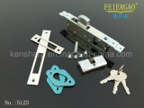 Serrure de porte aluminium de haute qualité 41054