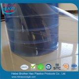 Cortina azul clara transparente polar de la tira del PVC (nilón reforzado)