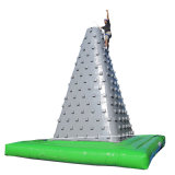 Lona inflables de PVC de pared de escalada