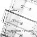 Kundenspezifische freie Acrylschmucksache-Kastenshenzhen-Fabrik
