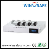 набор обеспеченностью NVR наборов 4CH HD NVR горячий (WS-NVK-802)