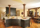 Keukenkast van het Meubilair van de keuken de Luxueuze Stevige Houten
