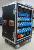 elektrischer Hauptkasten des schalter-200AMP mit Digital-Messinstrumenten
