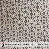Hot Sale coton dentelle florale de tissu pour vêtement (M3384)