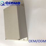 Petite boîte de jonction imperméable à l'eau en plastique faite sur commande carrée de Qinuo 200*120*75 millimètre