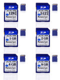 Scheda di memoria su ordinazione poco costosa della scheda di deviazione standard alla rinfusa 32GB 64GB 128GB Cid di prezzi per la macchina fotografica dell'automobile