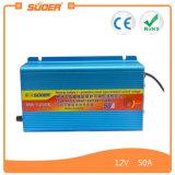 De Lader van de Batterij van de Lader van de Accu van Suoer 50A 12V (ma-1250E)