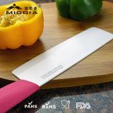 着色されたハンドルが付いている包丁のVegetagleのナイフのための陶磁器の台所製品