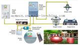 Indicateur de pression chaud de biogaz de vente, mètre de pression