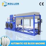 Машина льда блока без соли Using система DK30 программы PLC