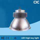 punto de 100W LED que enciende la alta luz de la bahía de la lámpara al aire libre