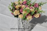 Hochzeits-Blumenstrauss-Großverkaufkünstliche Hydrangea-Blume