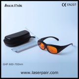 Beste Kwaliteit van Bril van de Veiligheid van de Laser van 532nm de Groene/de Veiligheidsbrillen van de Laser met Frame33