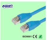 Suministro de fábrica Cobre sólido CCA CCS Cobre UTP Cat5e CAT6 RJ45 Cable de conexión JJ Jack RJ45