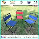 옥외 이용한 100%년 폴리에스테 PVC는 의자 덮개를 위한 600*600d 옥스포드 직물을 입혔다