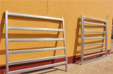 Panneau à galvanisation de bouvies avec porte