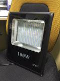 Luz de inundación amarilla clara al aire libre del color LED del LED DC12V/DC24V