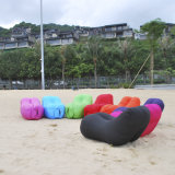 Bewegliches faules Bett-aufblasbares Nichtstuer-Schlafsack-Luft-Sofa für das Kampieren, Strand, Park, Hinterhof