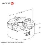 Erowa mandril neumático Compatible para sujetar las piezas (3A-100901)