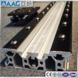Profiel 8mm Groef 20*20 40*40 45*45 45*90 90*180 40*80 van de Uitdrijving van het aluminium