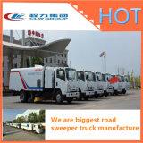 High Pressure Road Sweeper Truck Camion de nettoyage de rue de bon prix