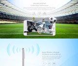 Mobiele Telefoon 5 van Leagoo M5 de Kern van de Vierling Mtk6580 van de Duim HD Androïde 5MP identiteitskaart van de Vingerafdruk van ROM 3G WCDMA van de RAM van Nok 6.0 2GB 16GB het Slimme Wit van de Telefoon