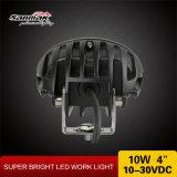 """der Leistungs-4 """" 10W ovales Arbeits-Licht Form-des Gabelstapler-LED"""