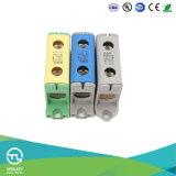 Al/Cu 35 a 240mm de plástico de terminal de bloques de conductores eléctricos