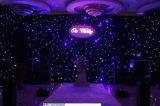 Il partito assicura l'illuminazione del laser di paesaggio di festa