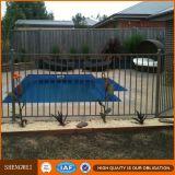 Cerca de aço para o jardim que cerc, cerco de aço da piscina
