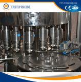 Аттестованное Ce оборудование питьевой воды разливая по бутылкам заполняя