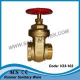Manguera de incendio / Válvula de puerta de hidrante (V23-101)