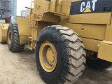 使用された猫によって動かされるローダー966cのCaterpiller 966cのローダー