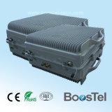 850MHz GSM &Dcs 1800MHz Frequência fora de banda Repetidor de Mudança