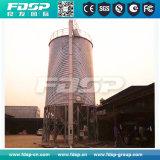 Grande capacidade de armazenamento de grãos toneladas 5000-10000Silo de aço com marcação CE
