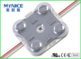 RoHS DC12V 5 anni della garanzia IP67 LED della pubblicità di modulo della lampadina