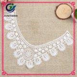 Weinlese-Entwerfer-indische Kleid-Ausschnitt-Muffen-Spitze