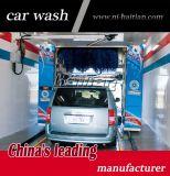 Macchina automatica del lavaggio di automobile di Comercial con le spazzole ed il sistema più asciutto