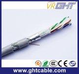 InnenCat5/Cat5e Leiter LAN-Kabel ftp-24AWG kupfernes