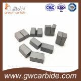 Напаянные режущие части C10 C12 C16 цементированного карбида